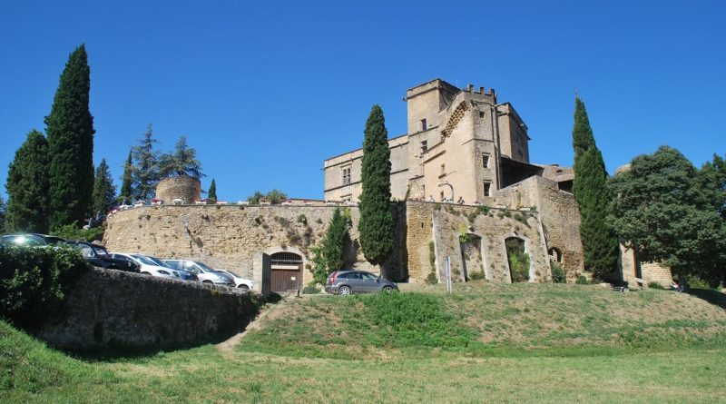 achat immobilier chateau provence
