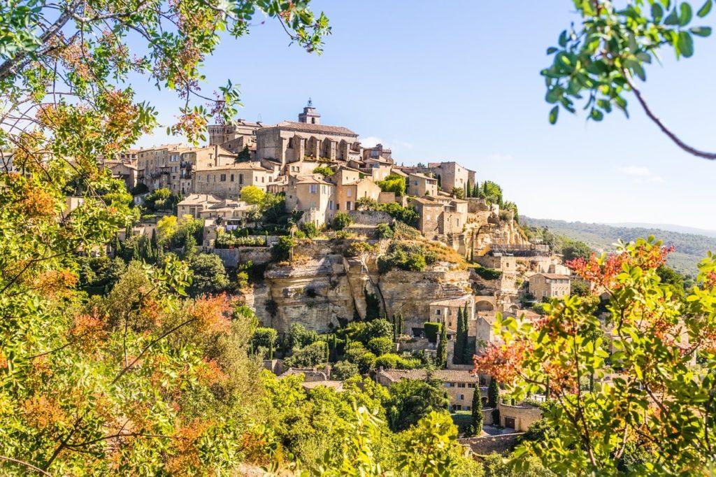 plus beaux villages a visiter provence