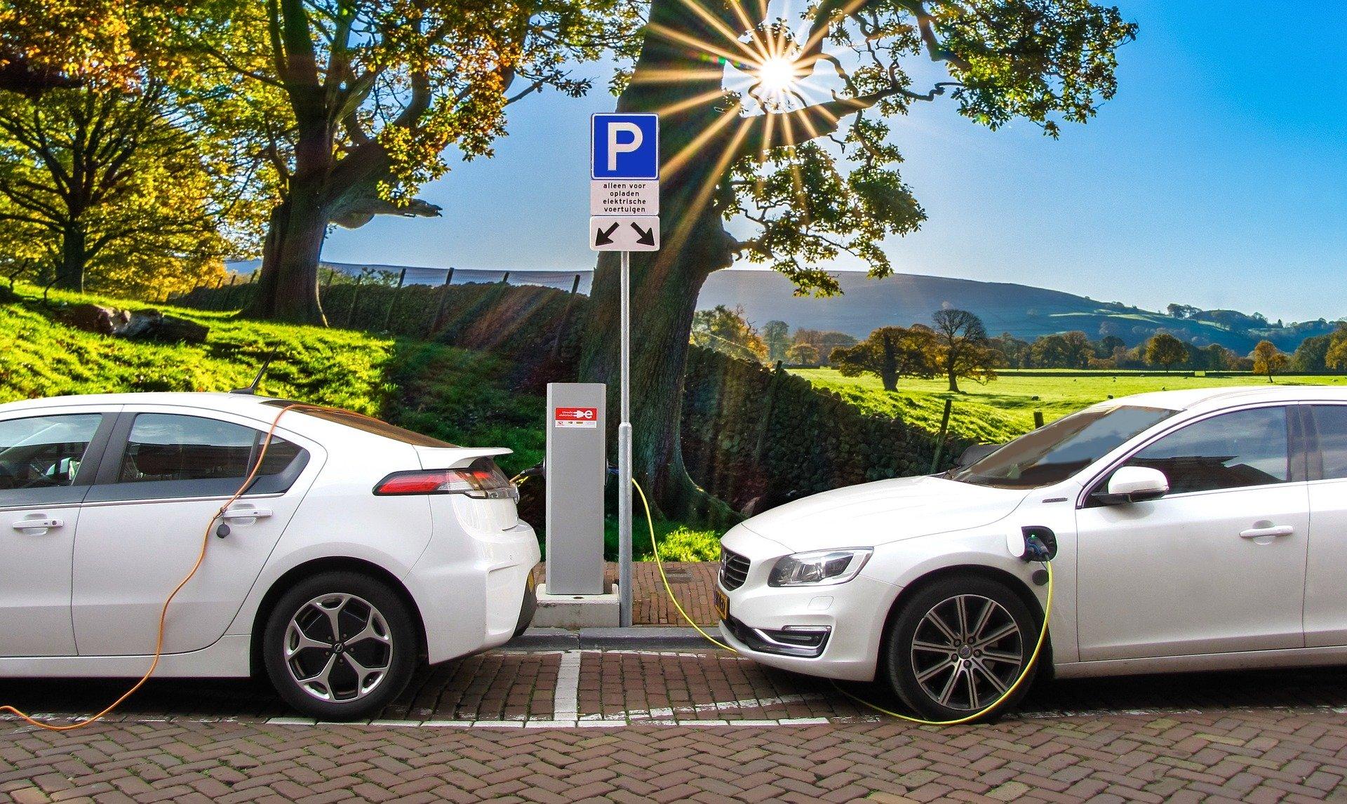 borne recharge vehicule electrique copropriete