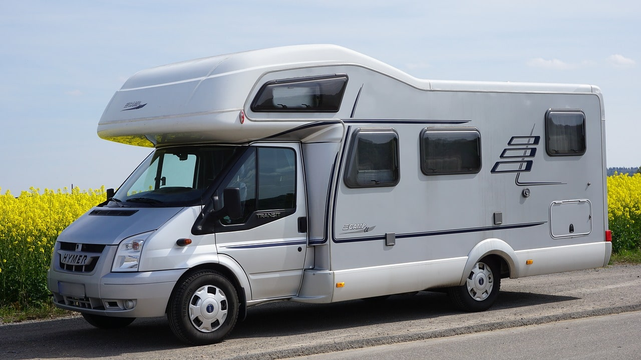 mobil home ou caravane terrain prive